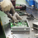 Machinery/Equipment Manual Disassembly/Decomposition, Functional Disabling, Data Erasure