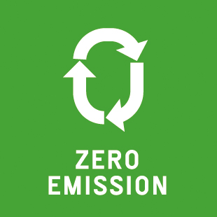 Zero-Emission Recycling
